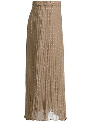 Peter Hahn - La jupe en pure soie