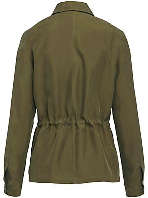 Peter Hahn - La veste-chemisier en pure soie