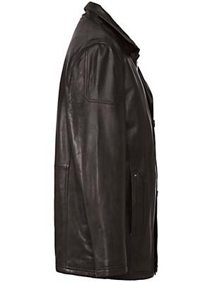 Peter Hahn - La veste en cuir