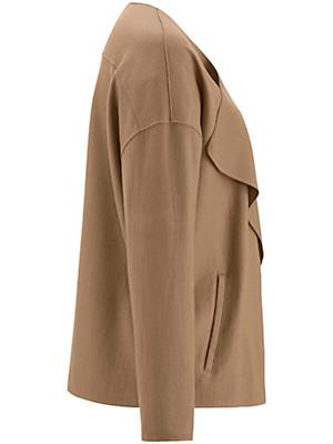 Peter Hahn - La veste en pure laine vierge