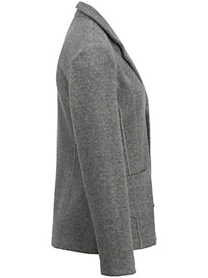 Peter Hahn - Le blazer en laine foulée