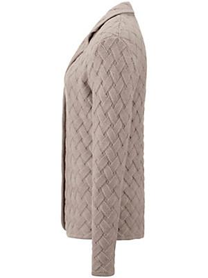 Peter Hahn - Le blazer en tricot
