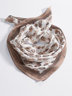 Peter Hahn - Le carré en pure soie