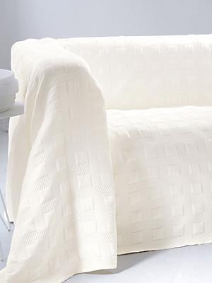 Peter Hahn - Le jeté pour canapé et lit, 250x270cm