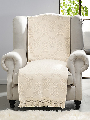 Peter Hahn - Le jeté pour fauteuil, 160x190cm