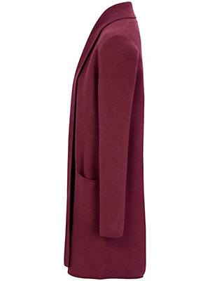Peter Hahn - Le manteau en pure laine