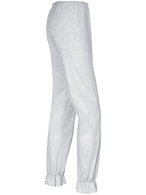 Peter Hahn - Le pantalon en pur coton