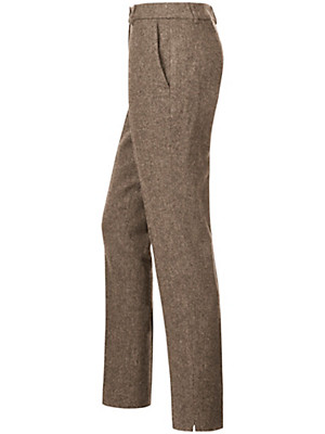 Peter Hahn - Le pantalon en tweed