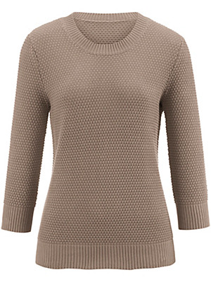 Peter Hahn - Le pull et manches 3/4