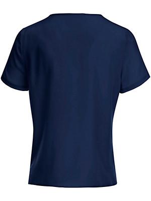 Peter Hahn - Le T-shirt-chemisier en pure soie