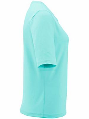 Peter Hahn - Le T-shirt encolure ras-de-cou et manches courtes