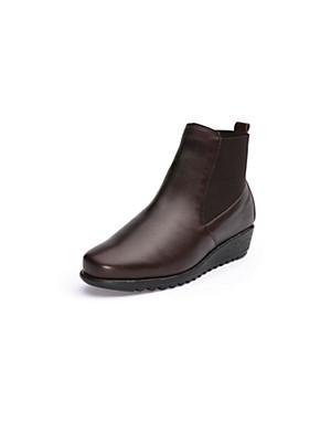 Peter Hahn - Les boots en cuir