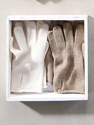 Peter Hahn - Les gants en pur cachemire