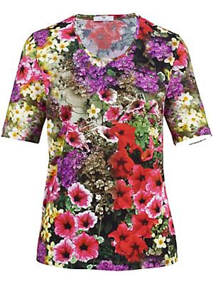 Peter Hahn - T-shirt encolure dégagée