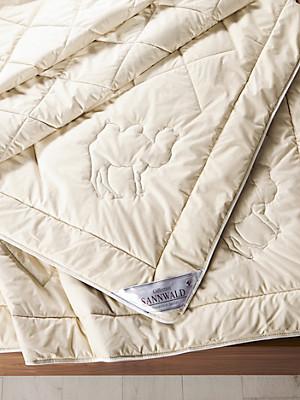 Sannwald - La couverture, 155x220cm