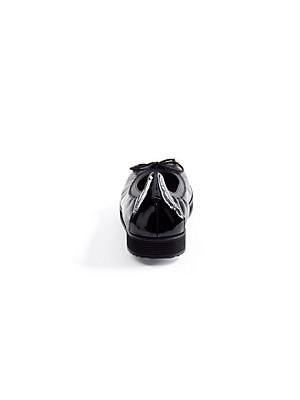 Scarpio - Les ballerines en cuir