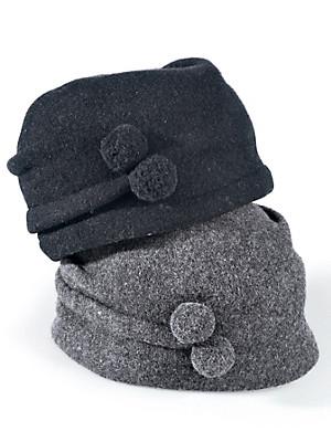 Seeberger - Le bonnet en 100% laine