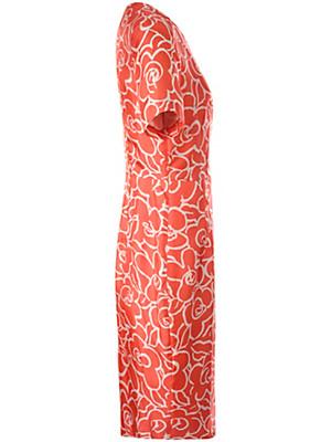 St. Emile - La robe en pure soie
