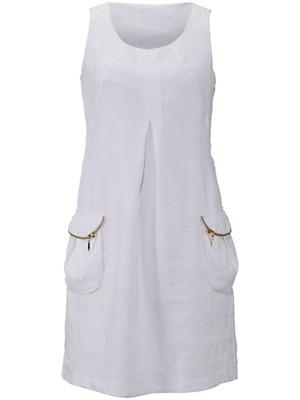 uta raasch la robe en pur lin blanc. Black Bedroom Furniture Sets. Home Design Ideas