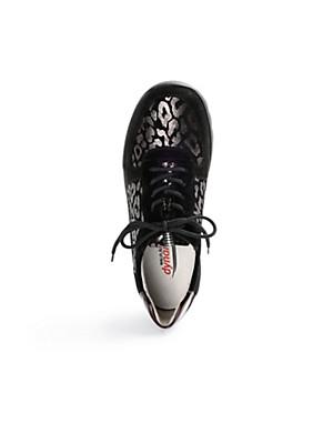 Waldläufer - Les sneakers Waldläufer en cuir velours
