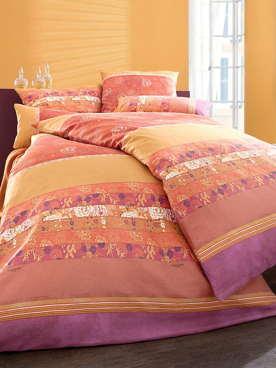 bassetti la parure de lit 2 pi ces env 135x200cm terra multicolore. Black Bedroom Furniture Sets. Home Design Ideas