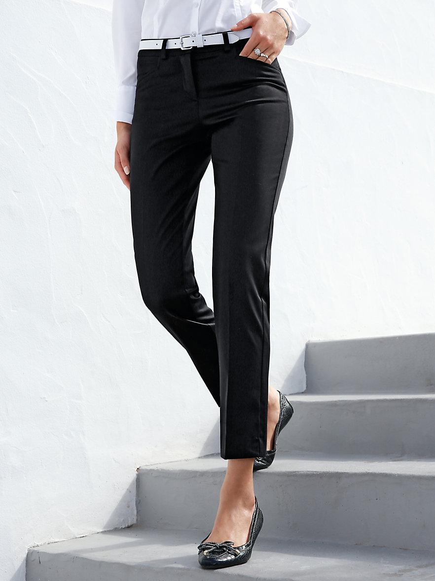 pantalon 7 8eme femme. Black Bedroom Furniture Sets. Home Design Ideas