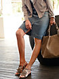 Looxent - La jupe en jean