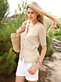 Peter Hahn Cashmere Nature - Le gilet