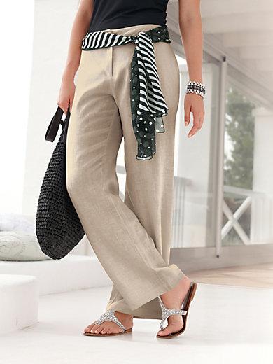 Anna Aura - Le pantalon en pur lin