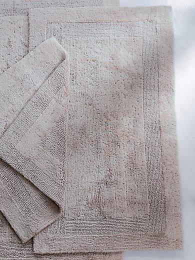 Cawö - Le tapis de bain réversible, 60x100cm