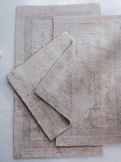 Cawö - Le tapis de bain réversible, 70x120cm