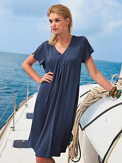 Charmor - La robe de loisirs, V bordé