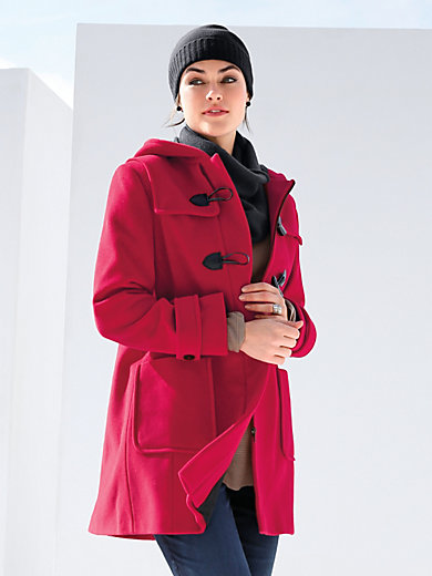 Emilia Lay - Le duffle-coat