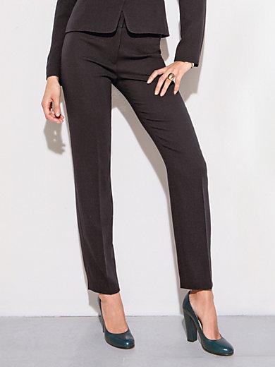Escada - Le pantalon 7/8 en pure laine vierge