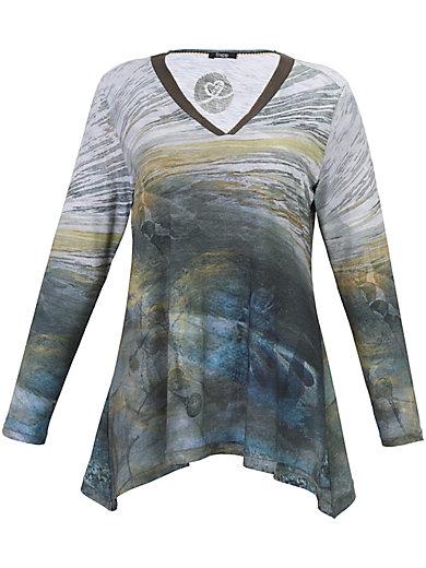 FRAPP - T-shirt à imprimé tendance