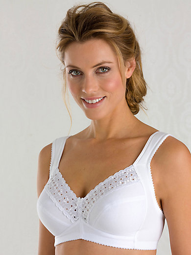 Miss Mary of Sweden - Le soutien-gorge coton sans armatures