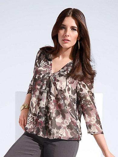 Samoon - La blouse à manches 3/4