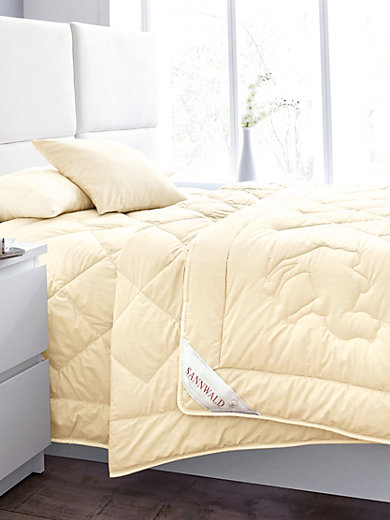 Sannwald - La couverture, 135x200cm