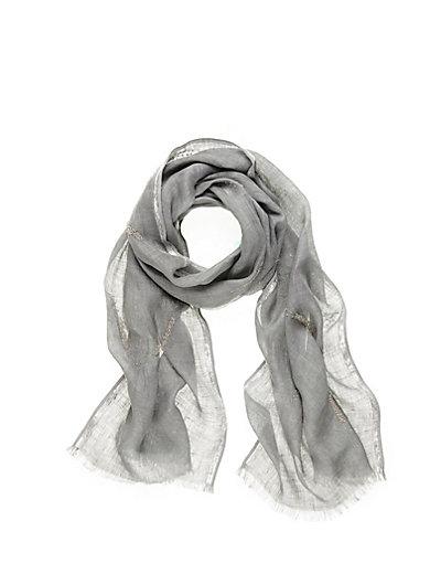 Uta Raasch - L'écharpe en pur lin