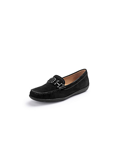 Wirth - Les mocassins Wirth en cuir nubuck